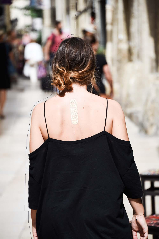 Weshalb mir Montpellier und mein schulterfreies Kleid so gut gefallen