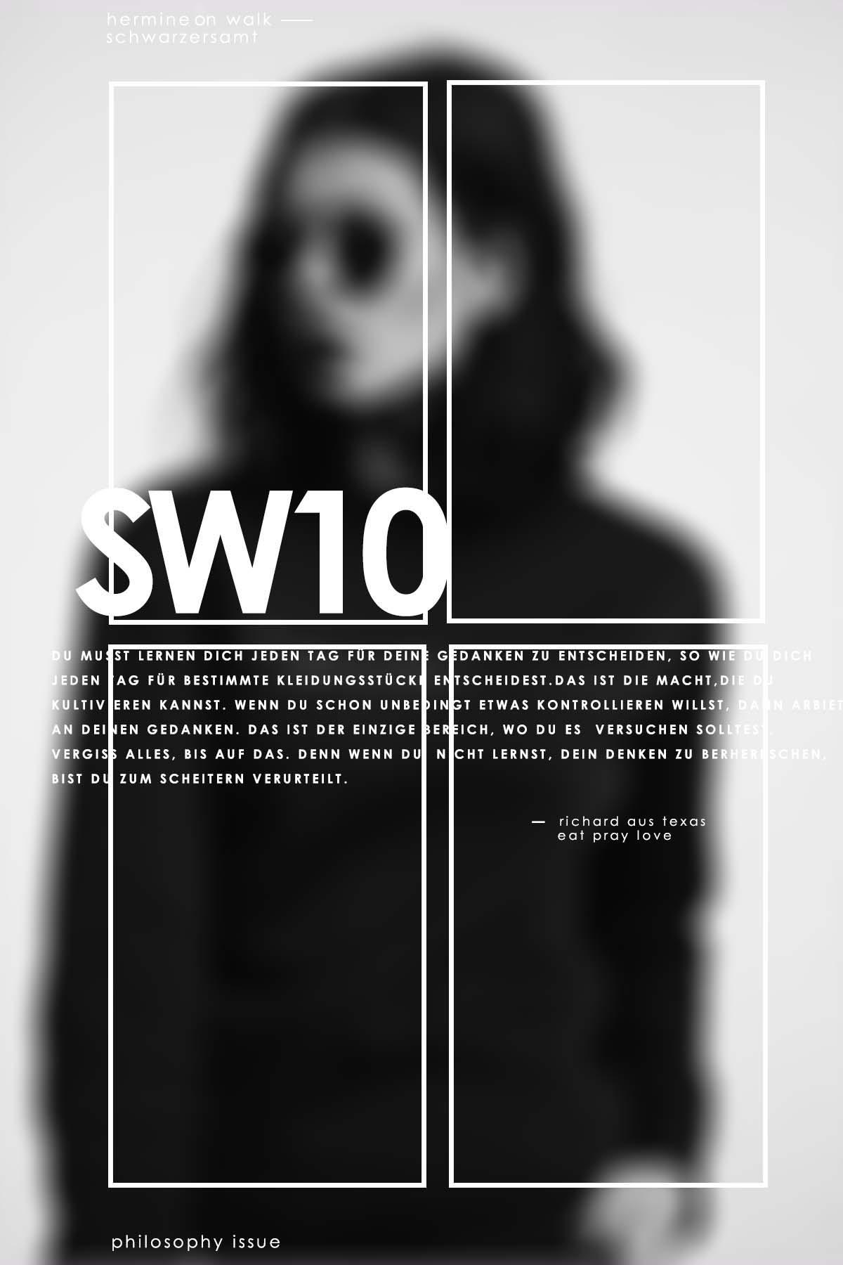 Ich zeige euch wie man tolle Graphic Design entwerfen und vorhandene Kenntnisse durch leichte Tricks verbessern kann. Schaut gleich vorbei ! Hermine on walk | Graphic Design | Magazine Cover | Typography