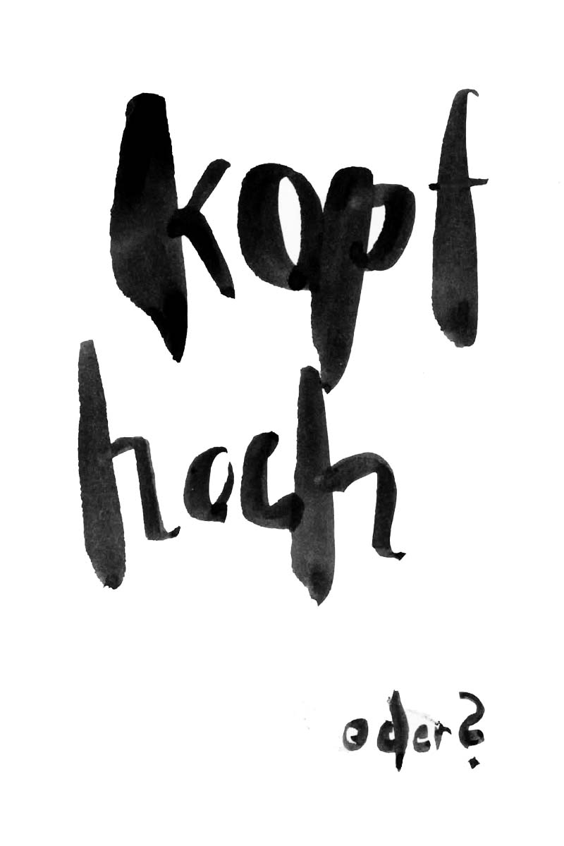 Erfahrt, wie ich mit dem Handlettering angefangen habe, warum mir das gar nicht mal so leicht gefallen ist und weshalb ihr auch den Mut haben solltet neue Dinge auszuprobieren | Hermine on walk | Handlettering | Graphic Design | Typography