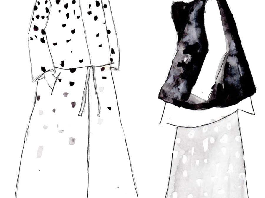 So erstellst du deine eigene  Modezeichnung – ohne dabei zu verzweifeln