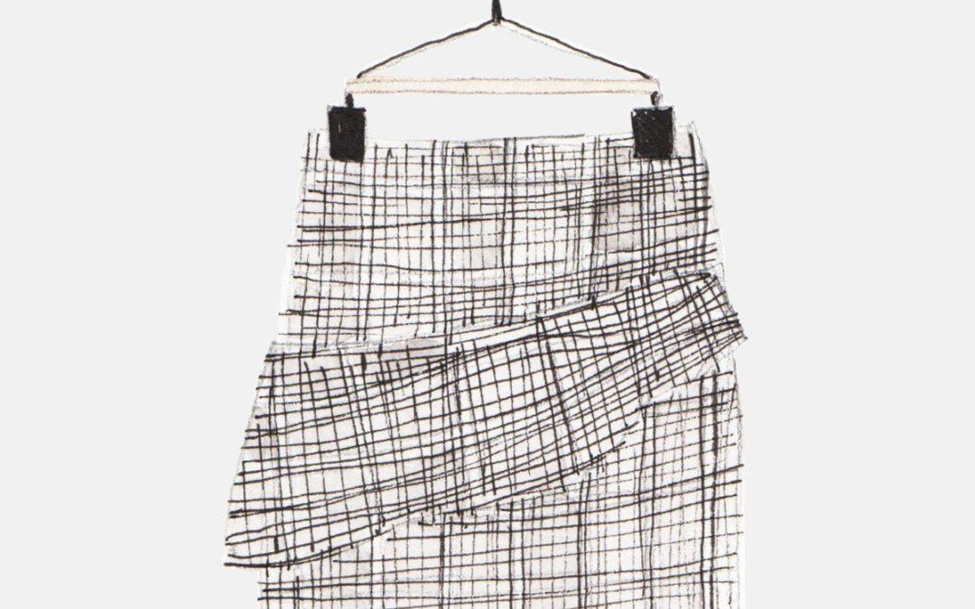 Zeichnungen von meinen aktuellen Lieblingskleidungsstücken